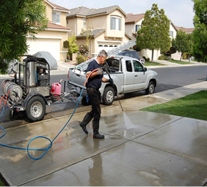 Pressure Washing Service Orange County CA