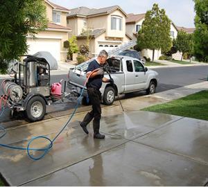 Pressure Washing Service Orange County CA