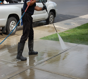 Pressure Washing Service in Orange County CA