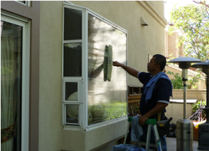 best window washing service in Rancho Santa Margarita