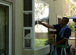 residential window washing Services