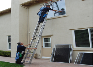 reliable window washing service in Rancho Santa Margarita